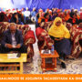 The ministry of women's affairs in Puntland has launched an anti-violence campaign against women