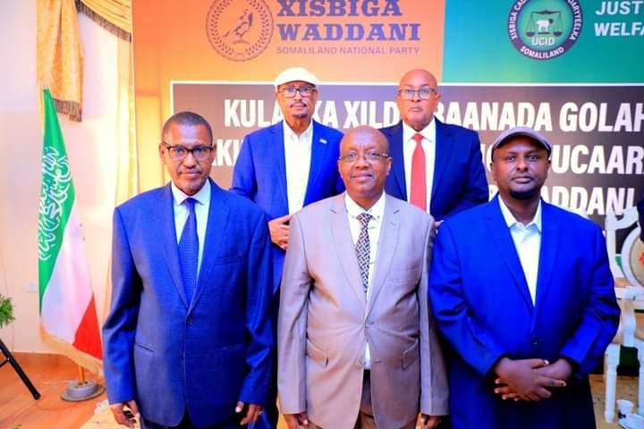 Mucaaradka Somaliland oo heshiis ka gaaray musharaxiinta guddoonka Golaha Wakiillada – Puntland Post